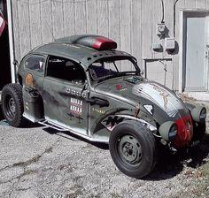 "specialcar: "" VW Beetle """