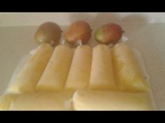 ▶ HELADOS DE MANGO BOLIS O HIELITOS by ANGY - YouTube