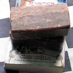Murder by Mocha Soap--with a Recipe