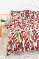 Ikat Duvet Cover  #UrbanOutfitters