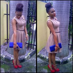 Church mood on  (by Noni Okoye) http://lookbook.nu/look/3928688-church-mood-on