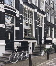 Amsterdam, Netherlands photo credit thatcitychic