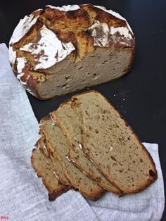 Mixed rye bread with sourdough and beer from the pot - Mixed Bread Informations About Roggenmischbrot mit Sauerteig und Bier aus dem Topf Pin You can - Healthy Juice Recipes, Juicer Recipes, Vegan Breakfast Recipes, Meat Recipes, Italian Cookie Recipes, Greek Recipes, French Recipes, No Calorie Foods, Low Calorie Recipes