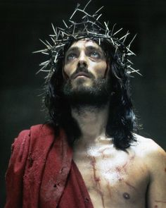 Jesus of Nazareth (1977). A British/Italian acclaimed TV mini-series, on the birth miracles death and risen-again, of Jesus Christ. Stars Robert Powell as Jesus, who in my opinion, perform the Greatest Ever Jesus on screen.
