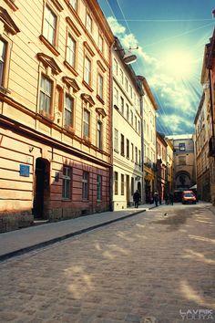 Lviv (Lvov), Ukraine