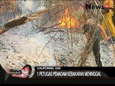 Kebakaran Hutan Di California 10 Rumah Hangus Dan 1 Orang Tewas - iNews ...