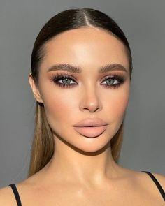 Nude Makeup, Contour Makeup, Flawless Makeup, Skin Makeup, Makeup Inspo, Makeup Inspiration, Bridal Makeup, Wedding Makeup, Prom Makeup