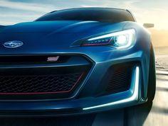 2015 Subaru BRZ STI Concept 1