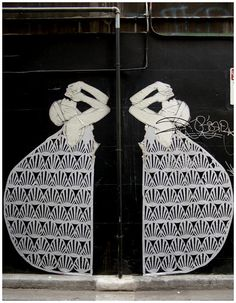interview w/melbourne street artist, miso - and swoon-worthy images!