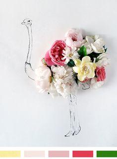 Oh the lovely things: Art I Heart: Kari Herer