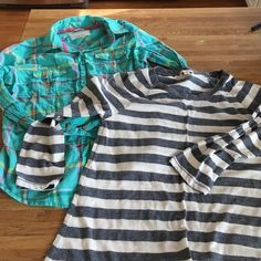 Aeropostale and gap shirt Very chic Aeropostale Tops Blouses