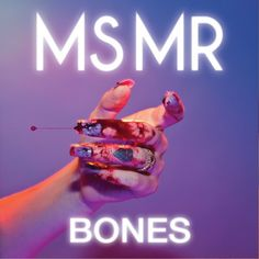 """Bones"", the first new track from the excellent MS MR's debut EP is here, and they'll be dropping a new one every week for the next four weeks!"