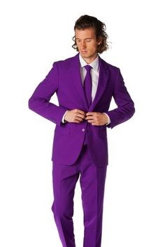 bc01963bda Passion of the Purple Party Suit by Opposuits - Shinesty Purple Prom Suit,  Purple Suits