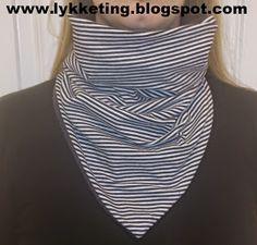 Litefrø: Hvordan sy en enkel bukse med ribb? | Sy bukser til