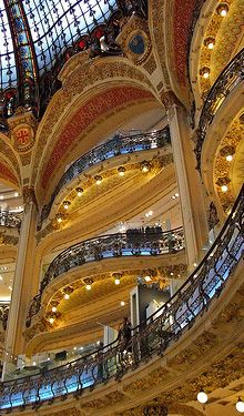 Shopping havens in Opera area, Paris #travel