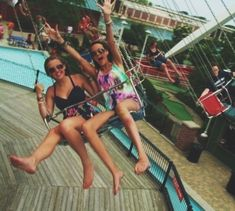 friends // photography // summer // swings
