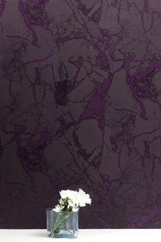BRADLEY USA │Flat Vernacular │LEVANTE PRESSED GRAPE WALLCOVERING │ shop.bradley-usa.com for trade pricing #bradleyusa #flatvernacular #chicagointeriordesign #newyorkinteriordesign #atlantainteriordesign