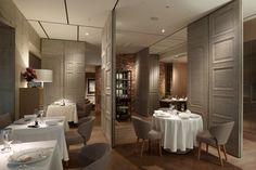 Dominique Bouchet restaurant by NAO Taniyama & Associates, Tokyo – Japan » Retail Design Blog