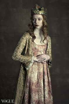 The Look: Maria Pryor, Vogue Italia