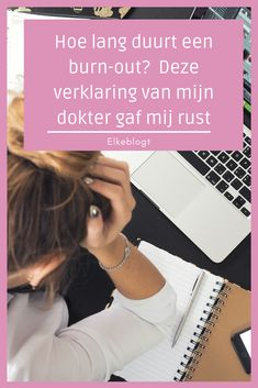 Hoe lang duurt een burn-out? Dit is wat de dokter mij vertelde. - Elkeblogt #burnout #stress #overspannen How To Be A Happy Person, Outing Quotes, Where Is My Mind, Work Life Balance, Health And Wellbeing, Self Improvement, Personal Development, Self Love, Feel Good