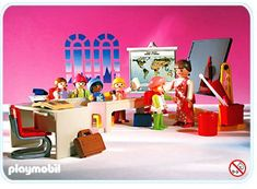 Playmobil Victorian Classroom