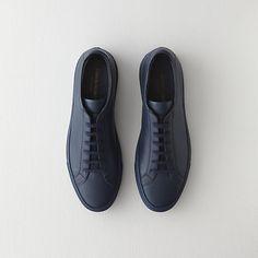 Common Projects Original Achilles Low Leather Sneaker | Men's Shoes | Steven Alan
