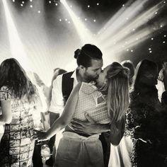 Mariage : Le demi-bun de Margot Robbie