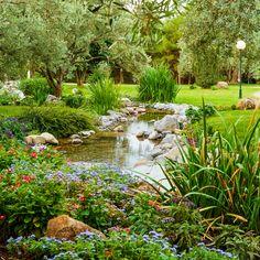 So schaffst du dir einen Garten mit Atmosphäre