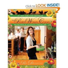 Pioneer Woman Cookbook!