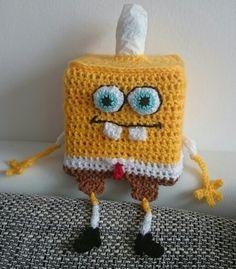 Spongebob tissue-box cover