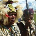 Suku Dayak Gerilya Dukung Jokowi-JK
