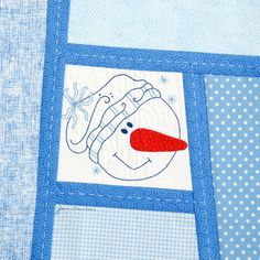 Bring On Winter by Jana Davidson appears in Quiltmaker's 100 Blocks Volume 6. Ongoing giveaways on our blog tour: http://www.quiltmaker.com/blogs/quiltypleasures/2012/11/100-blocks-blog-tour-day-4-giveaways/