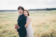 [사운드로잉's 제주도셀프웨딩촬영] 이희영 & 강하나 보기만 해도 절로 웃을 수 있는 사진.이런 사진에... Wedding Story, Dream Wedding, Wedding Ceremony, Couple Photos, Couples, Outdoor, Weddings, Couple Shots, Outdoors