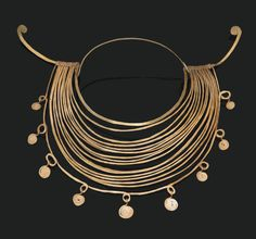 Alexander Calder's jewelry is having a bit of a moment. Best known for being a sculptor, Calder started making jewelry with scraps of copper wire for his sister's dolls in h… Modern Jewelry, Metal Jewelry, Jewelry Art, Antique Jewelry, Vintage Jewelry, Jewelry Necklaces, Jewelry Design, Jewellery, Alexander Calder