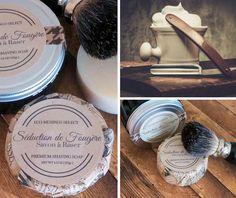 4.5 Oz Séduction de Fougère Shave Soap