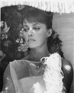 """francoisrolandtruffaut: """" Jeanne Moreau in La mariée était en noir """""""