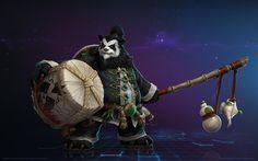 Chen Stormstout, Legendary Brewmaster by Mr--Jack on DeviantArt
