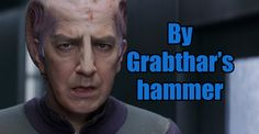 "For Everyone Who Thinks Alan Rickman's Role In ""Galaxy Quest"" Was His Best One"