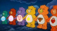 Image result for care bears unite