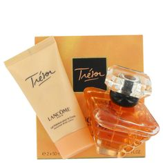 Tresor Perfume By LANCOME FOR WOMEN- 2 Piece Gift Set #Lancome