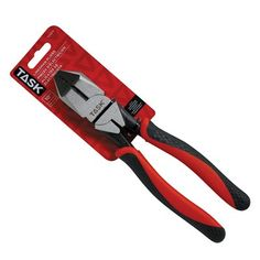 Task Tools T25375 Linesman Pliers
