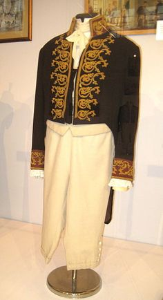 Costume for War and Peace