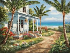 Summer House by Sung Kim