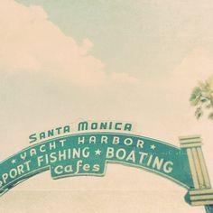 Palm Tree Photography Santa Monica 30 New Ideas Santa Monica Pier, Places To Travel, Places To Go, Las Vegas, Wanderlust, California Dreamin', California Apartment, City Of Angels, New Travel