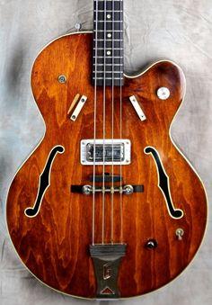 Gretsch 6070 Bass 1968 Walnut