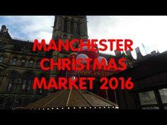 Manchester Christmas Market, 2016, Manchester, UK