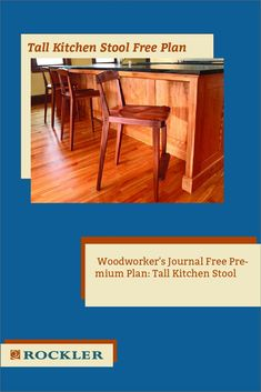 It is so easy to over- or underbuild, for the chairs to turn out clunky or spindly. And if that was not enough, even if a chair looks beautiful and is as sturdy as the Rock of Gibraltar, if it is uncomfortable, all the aesthetics and strength are all for naught. #furniture #woodworking #freeplan #chairmaking