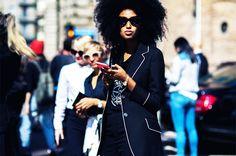 Who What Wear's 30-Day Winter Wardrobe Challenge via @WhoWhatWear