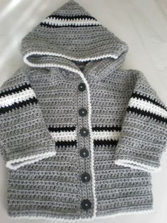 Ravelry: Barnet coordainates sweet baby hoddie pattern by By Barnet.
