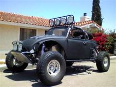 Baja Beetle - seriously over the top !